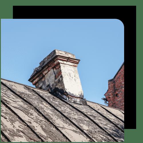 Leaking chimney in Ottawa